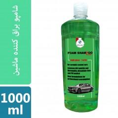 فروشگاه آنلاین شامپو براق کننده و تمیز کننده ویژه خودرو سرامیک شده کد SS1000G حجم 1000 میلی لیتر