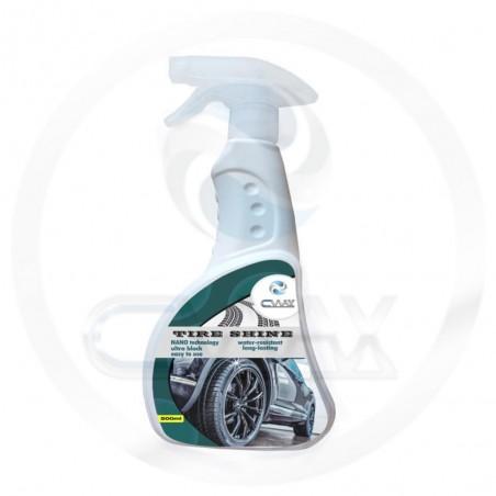 محصولات نظافت و نگهداری خودرو اسپری واکس لاستیک خودرو سیواکس مدل TS500حجم 500 میلی لیتر