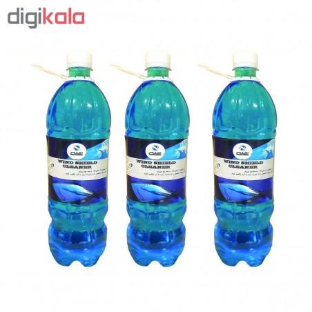 فروشگاه آنلاین مایع تمیز کننده شیشه خودرو سیواکس مدل AF011 حجم 1400 میلی لیتر بسته 3 عددی
