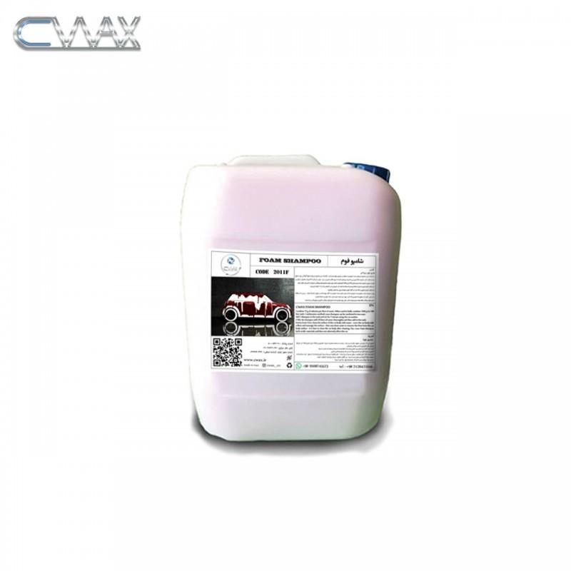 محصولات کارواشی شامپو سوپر فوم براق کننده و تمیز کننده بدنه خودرو سیواکس 10 لیتری