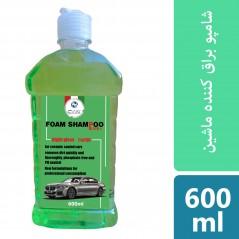 فروشگاه آنلاین شامپو براق کننده و تمیز کننده بدنه خودرو سیواکس مدل cw-60099 حجم 600 میلی لیتر